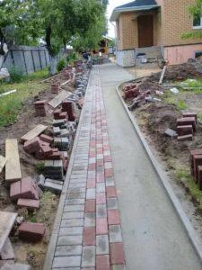 Купить тротуарная плитка в Сергиевом Посаде